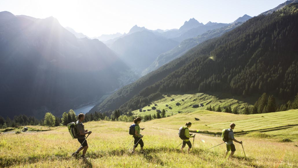 Wandern in Gaschurn